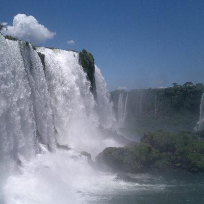 Iguazú waterfalls