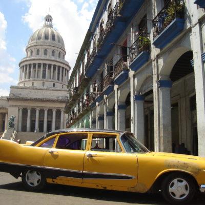 Cuba, El Capitolio, Havana