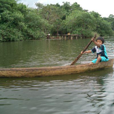 Guatemala, Rio Dulce River