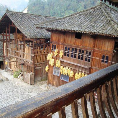 China, Tang An village