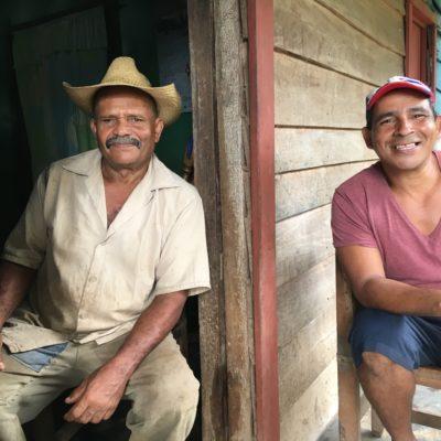 Cuba, Juan and Miguel
