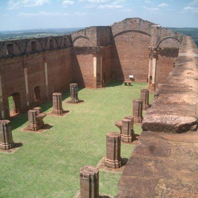 Paraguay Jesuit towns
