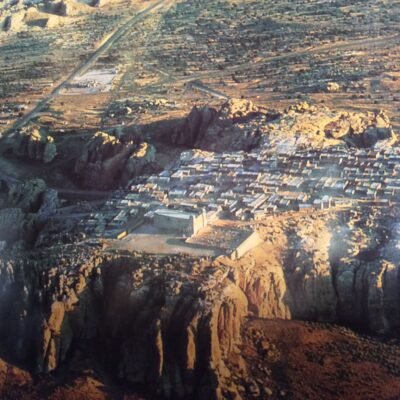 Acoma Pueblo, NM, 920 years old and counting