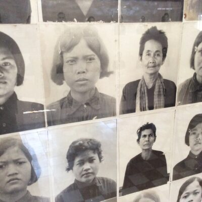 Cambodia's Tuol Sleng Genocide Museum