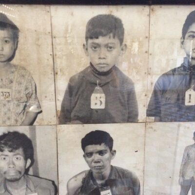 Families search these photos today for information on the disappeared