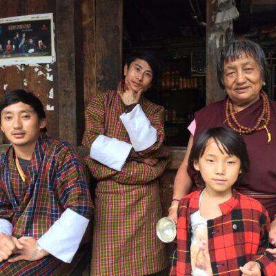 Kingdom of Bhutan, a Himalayan road trip
